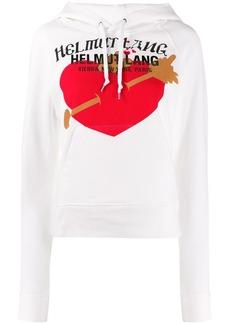 Helmut Lang print hoodie