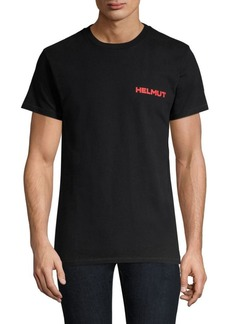 Helmut Lang In Lang We Trust Cotton Tee