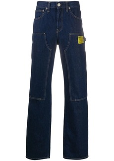 Helmut Lang Industry utility jeans