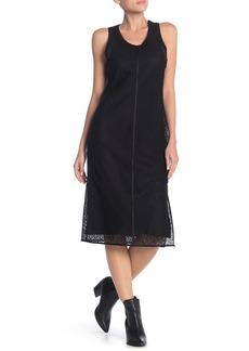 Helmut Lang Lace Tank Dress