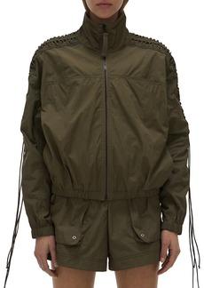 Helmut Lang Lacing Nylon Jacket