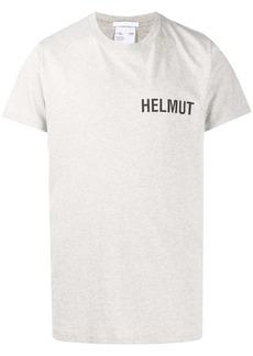 Helmut Lang logo-print cotton T-shirt