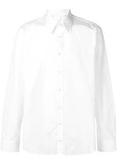Helmut Lang logo print shirt