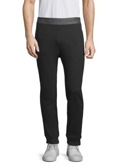 Helmut Lang Logo Slim Fit Sweatpants