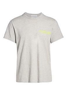 Helmut Lang Logo Standard T-Shirt