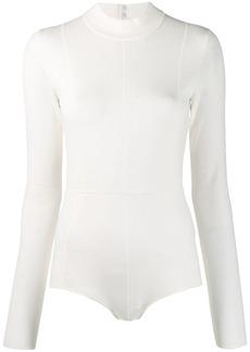 Helmut Lang long-sleeved bodysuit