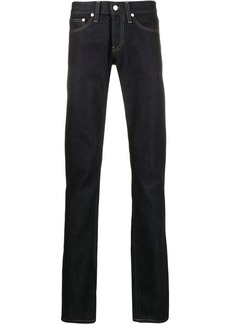 Helmut Lang long straight-cut jeans
