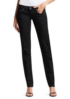 Helmut Lang Low-Rise Cigarette Jeans