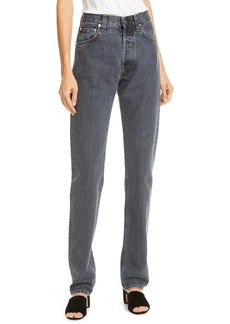 Helmut Lang Masc Hi Straight Leg Jeans