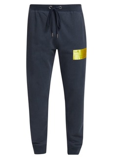 Helmut Lang Masc Neon Label Sweatpants