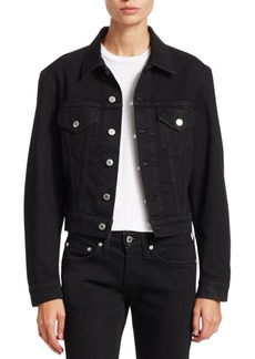 Helmut Lang Under Construction Masc Trucker Denim Jacket