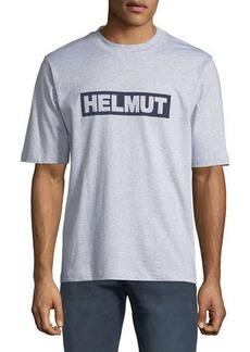 Helmut Lang Men's Logo Graphic Tall T-Shirt