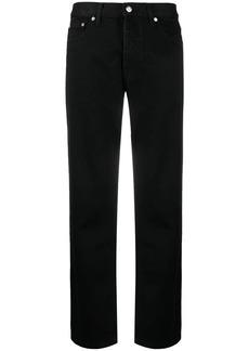 Helmut Lang mid-rise straight leg jeans