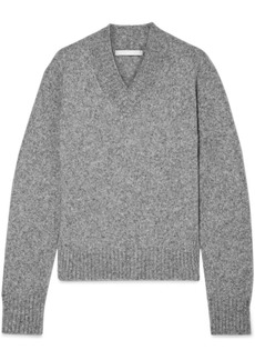Helmut Lang Mélange Knitted Sweater