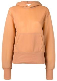 Helmut Lang monogram standard hoodie