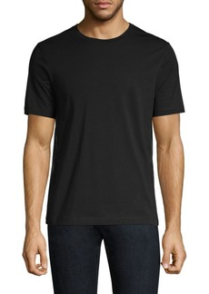 Helmut Lang Overlay Logo Cotton Tee