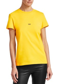 Helmut Lang New York Taxi Tee