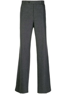 Helmut Lang pinstripe tailored trousers