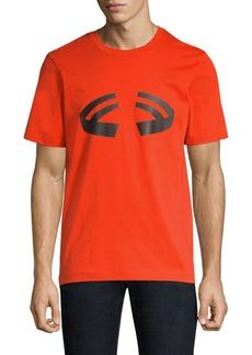 Helmut Lang Printed Halloween Cotton T-Shirt