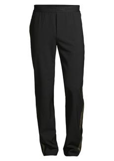 Helmut Lang Racing Stripe Wool Pants