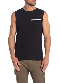 Helmut Lang Raw Edge Muscle T-Shirt