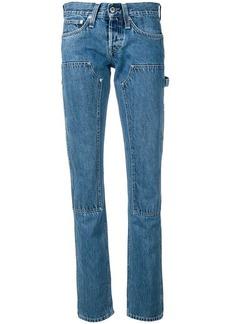 Helmut Lang regular slim jeans