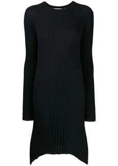 Helmut Lang ribbed day dress