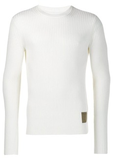 Helmut Lang ribbed jumper