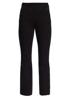 Helmut Lang Rider Crop Trousers