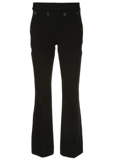 Helmut Lang Rider cropped trousers