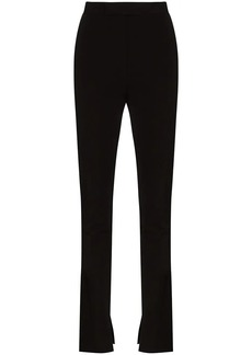 Helmut Lang Rider stretch-cotton skinny trousers