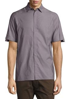 Helmut Lang Short-Sleeve Sport Shirt