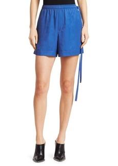 Helmut Lang Side Strap Sport Shorts