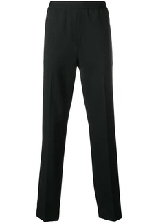Helmut Lang side stripe track trousers