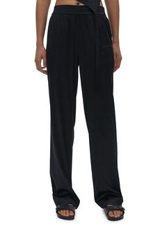 Helmut Lang Silk Blend Pants