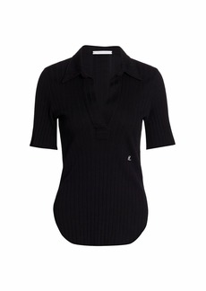 Helmut Lang Skinny Polo T-Shirt