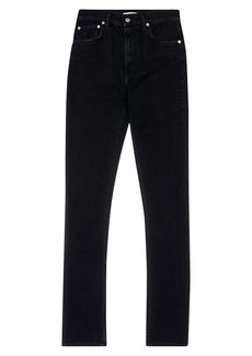 Helmut Lang Skinny Vented Jeans