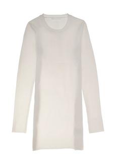 Helmut Lang Slash Sweater Dress