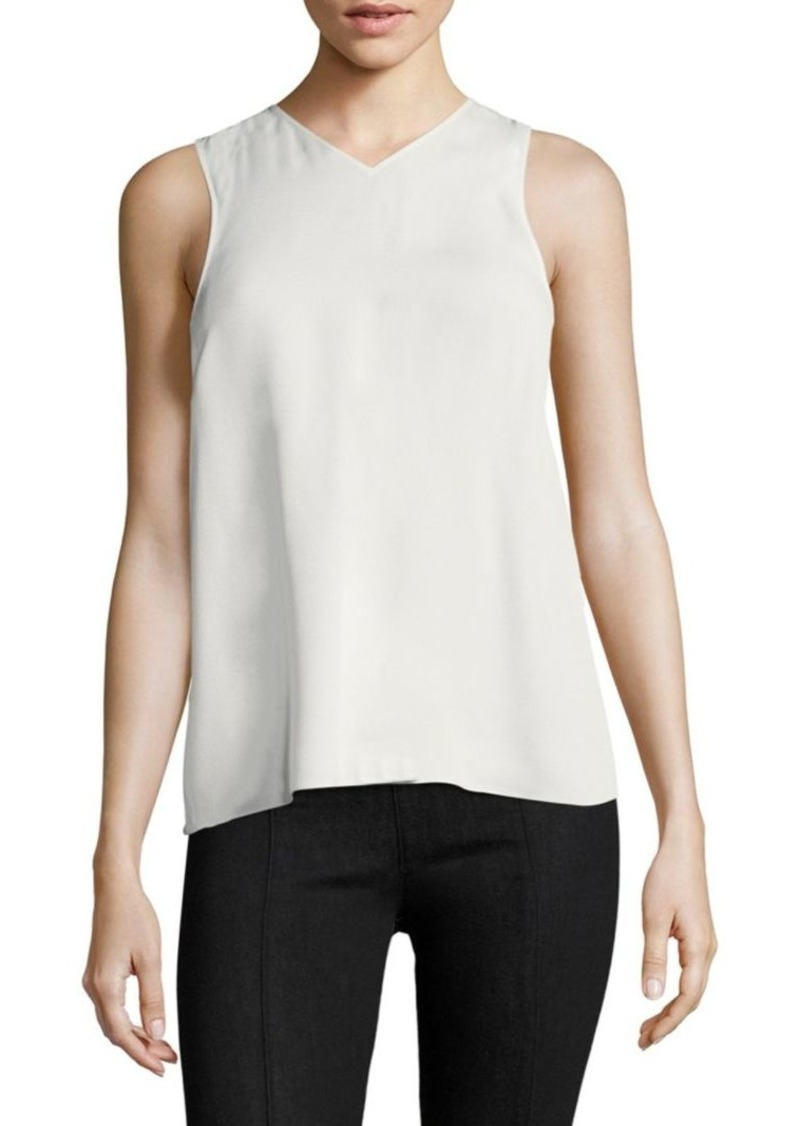 Helmut Lang Sleeveless Knotted Top