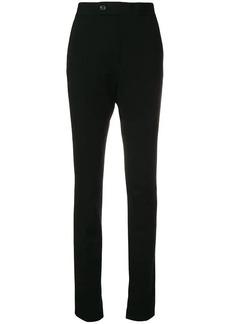 Helmut Lang slim-fit gabardine pants