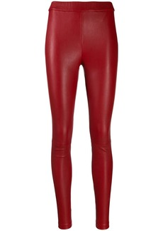 Helmut Lang slim fit leggings