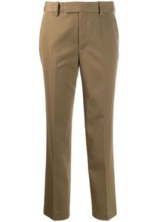 Helmut Lang slim-fit trousers