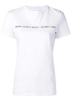 Helmut Lang Smart People T-shirt