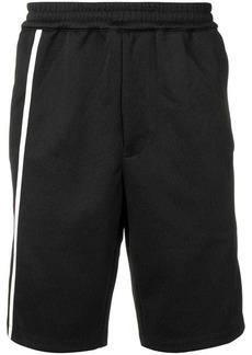 Helmut Lang sport stripe shorts