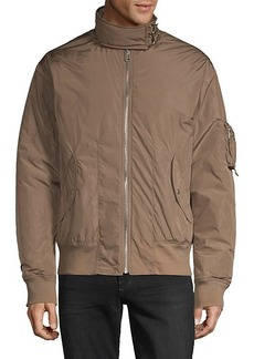 Helmut Lang Stand Collar Jacket