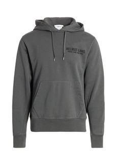 Helmut Lang Standard Logo Hoodie