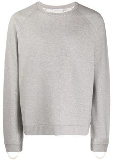 Helmut Lang stirrup sweatshirt