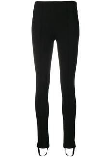 Helmut Lang stirrup trousers