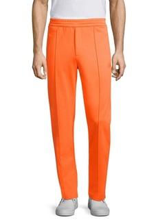 Helmut Lang Straight Leg Cotton Joggers
