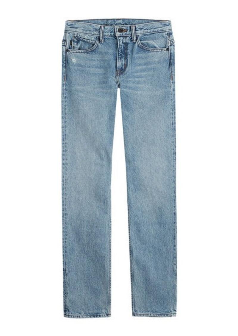 Helmut Lang Straight Leg Jeans